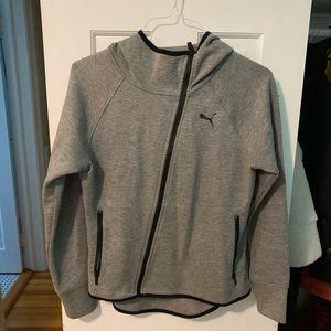 PUMA athletic stylish jacket
